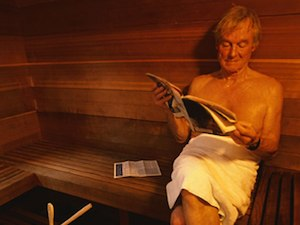 Could Time in a Sauna Lower Your Stroke Risk?