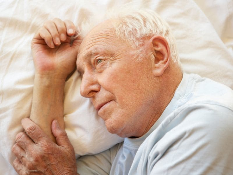 Daytime Drowsiness a Sign of Alzheimer's?