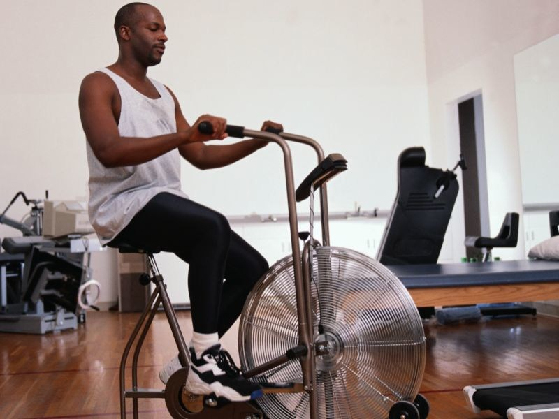 Exercise Really Can Chase Away the Blues … to a Point