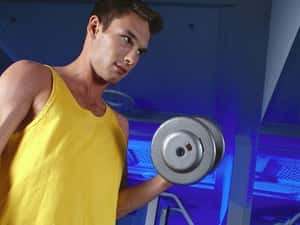 Just a Little Weightlifting Can Help Your Heart