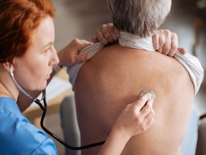 Lung Cancer Risk Tied to Common Blood Pressure Drug