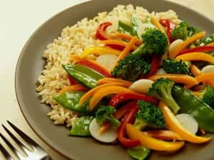 Make Nice With Rice to Boost Your Diet