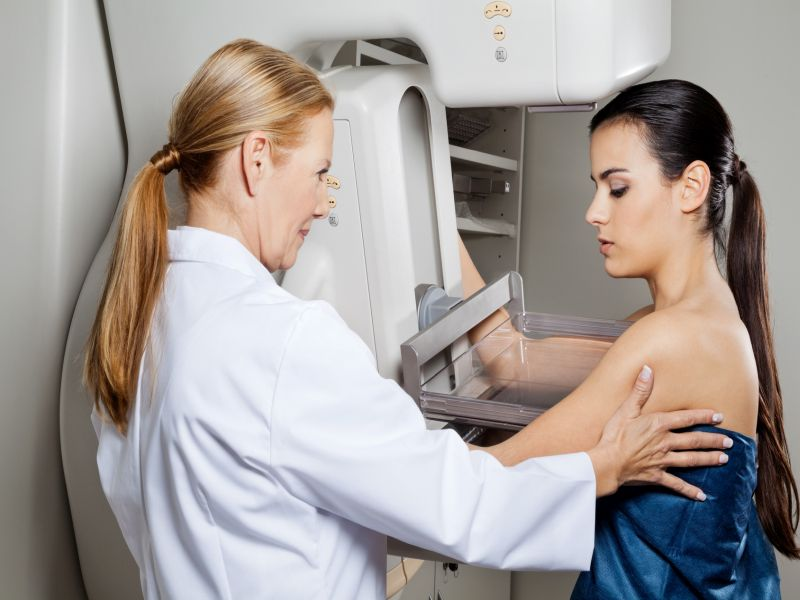 Many Breast Cancer Survivors Not Getting Needed Mammograms