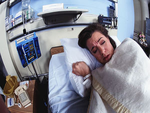 More Bad News on Flu: It's Tied to Higher Heart Attack Risk