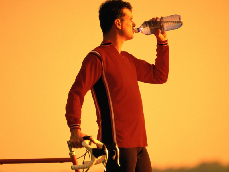 No One-Size-Fits-All for Hydrating During Sports