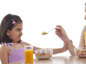 Parents Fret Over Fussy Eaters - but What Works?