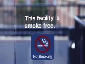 Smoking Bans Might Help Nonsmokers Blood Pressure