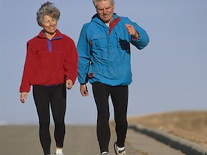 Stretching Can Help Get Seniors Moving