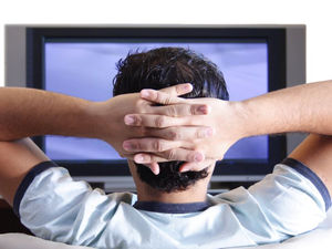 Too Much TV May Boost Your Odds for a Blood Clot