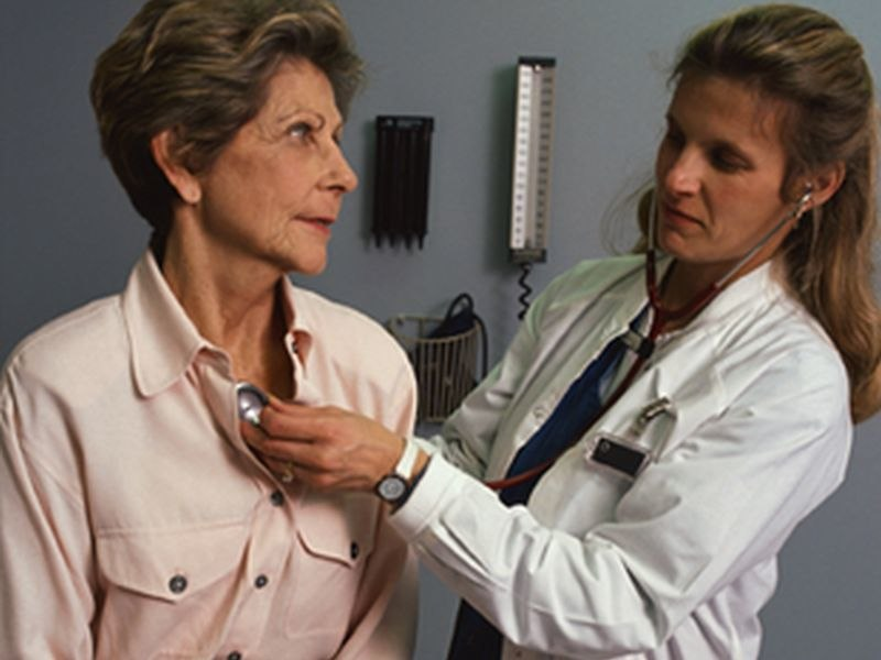 Treatment of Breast Cancer Can Be Tough on the Heart