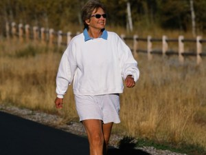 Walking, Exercise Both Linked to Lower Heart Failure in Older Women