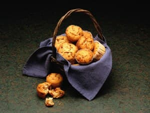 Brighten Your Breakfast With a Lighter Blueberry Muffin