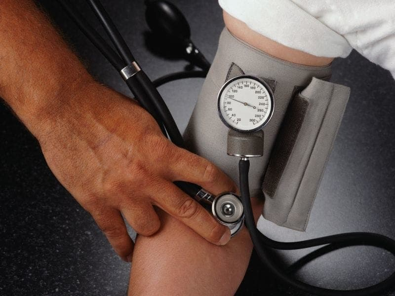 Even Slight Rise in Blood Pressure Might Shrink Young Brains