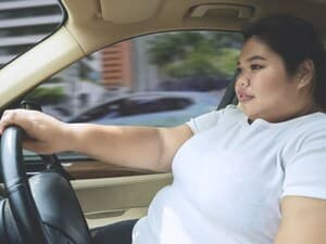 For Obese People, Commuting by Car Can Be a Killer: Study