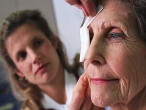 Potentially Blinding Shingles of the Eye  on the Rise