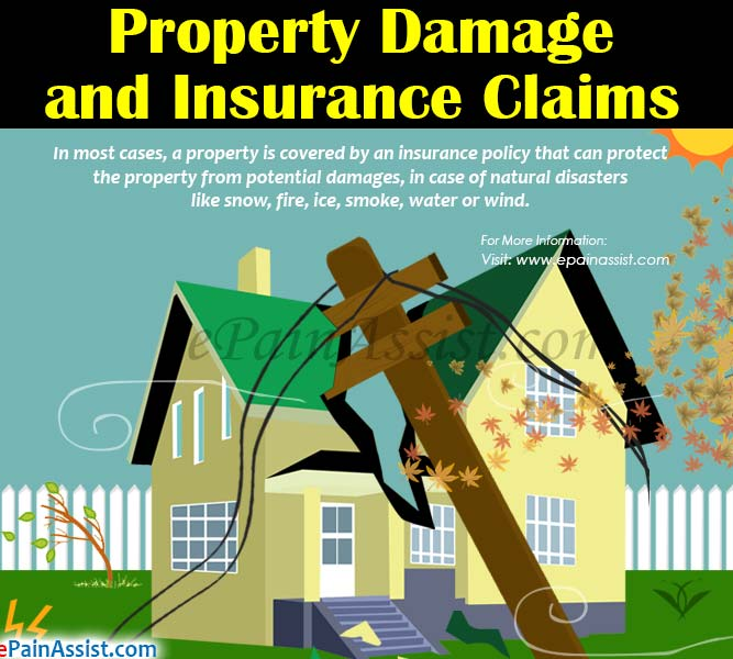 Property Damage and Insurance Claims