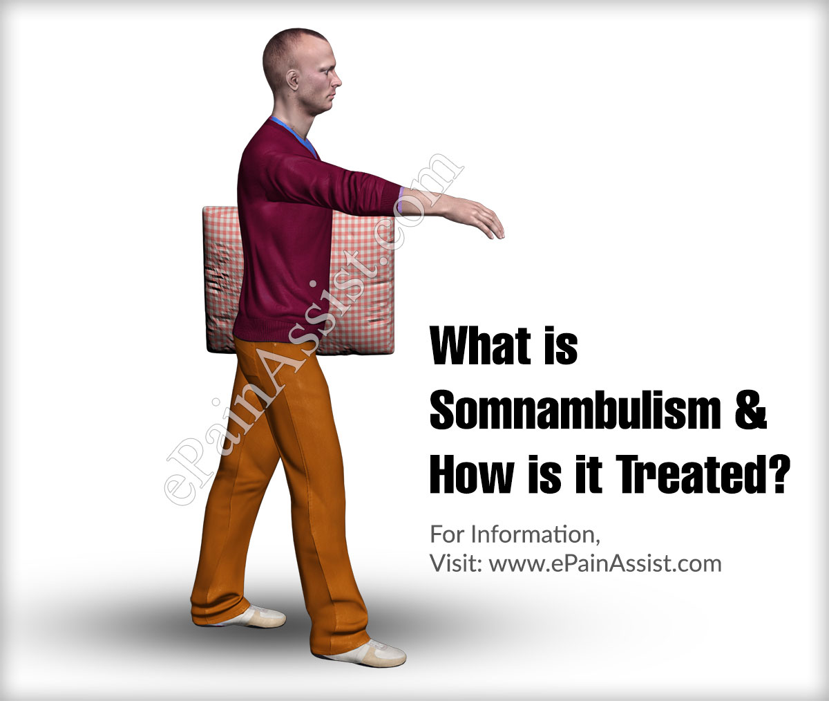 What is Somnambulism  & How is it Treated?
