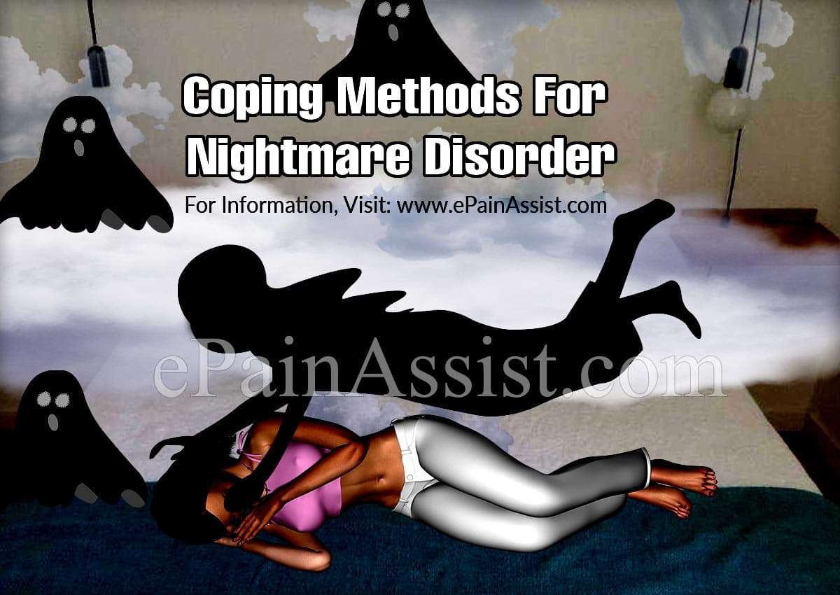 Coping Methods For Nightmare Disorder