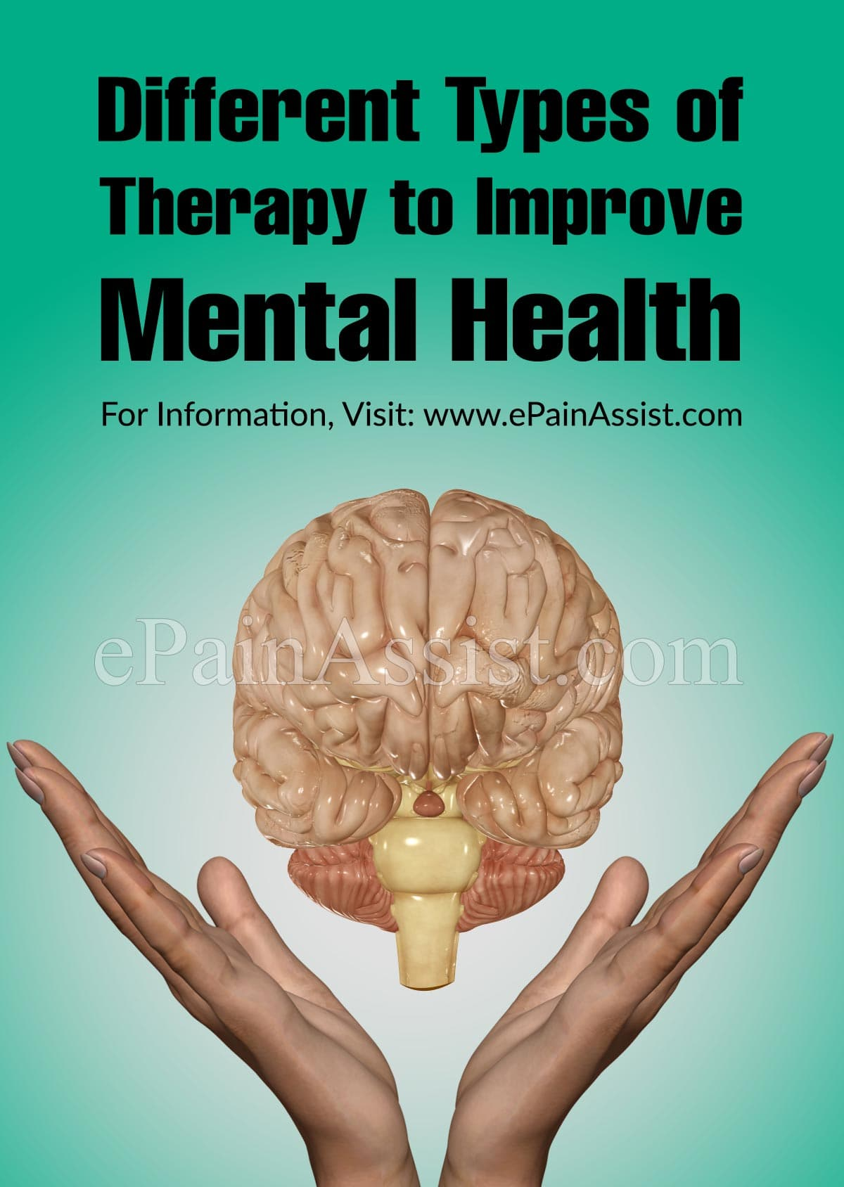 Different Types of Therapy to Improve Mental Health