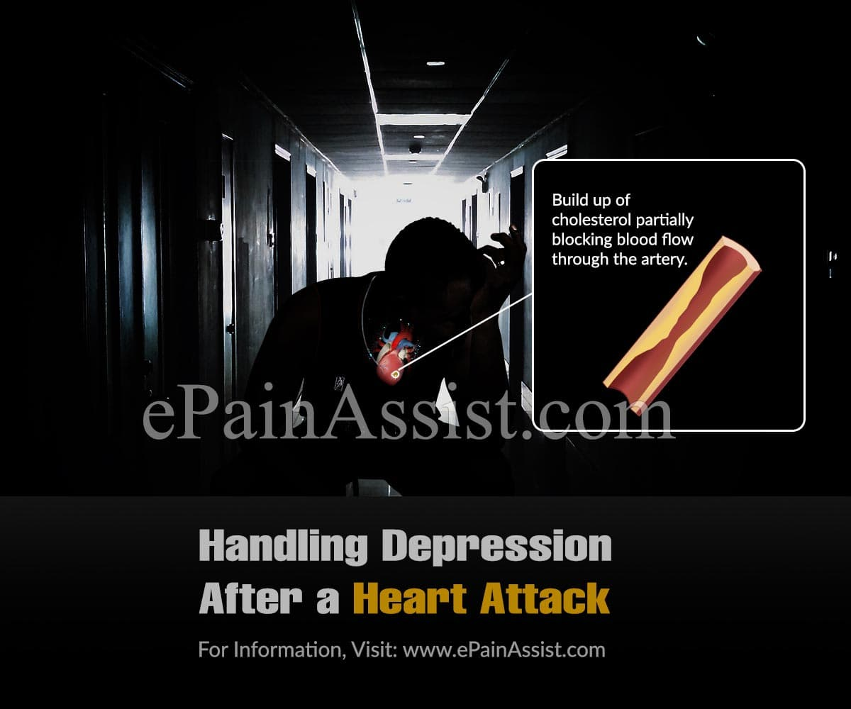 Handling Depression After a Heart Attack