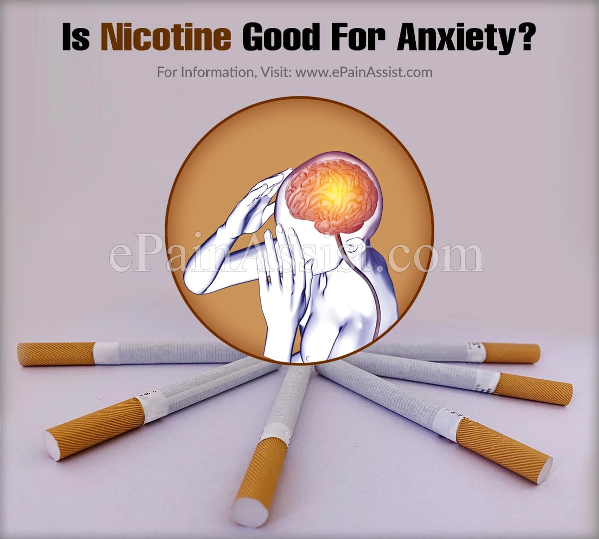 Is Nicotine Good For Anxiety?
