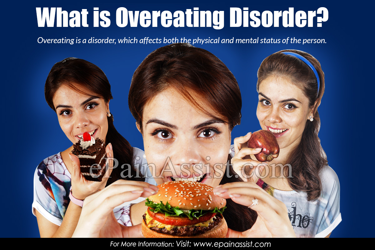 What is Overeating Disorder?