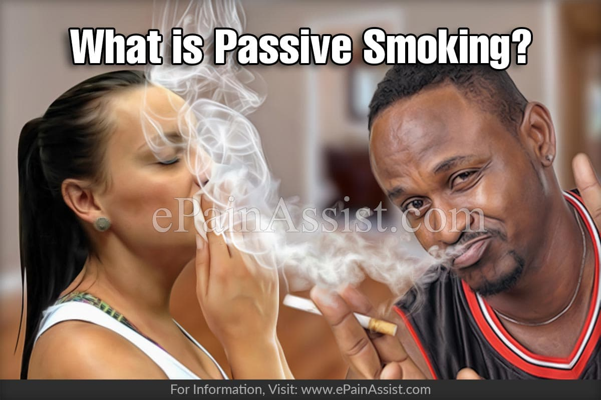 What is Passive Smoking?