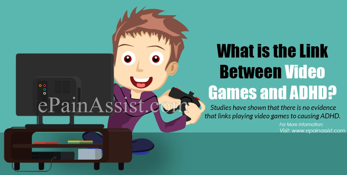 What is the Link Between Video Games and ADHD?
