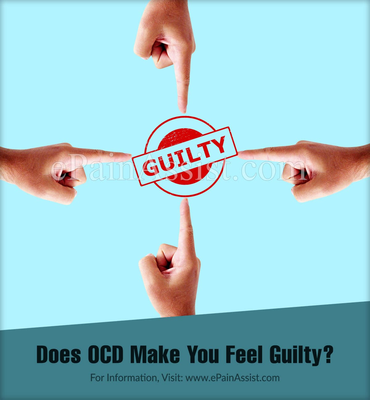 Does OCD Make You Feel Guilty?