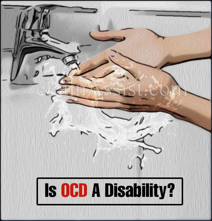 Is OCD A Disability?