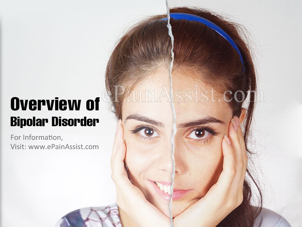 Overview of Bipolar Disorder