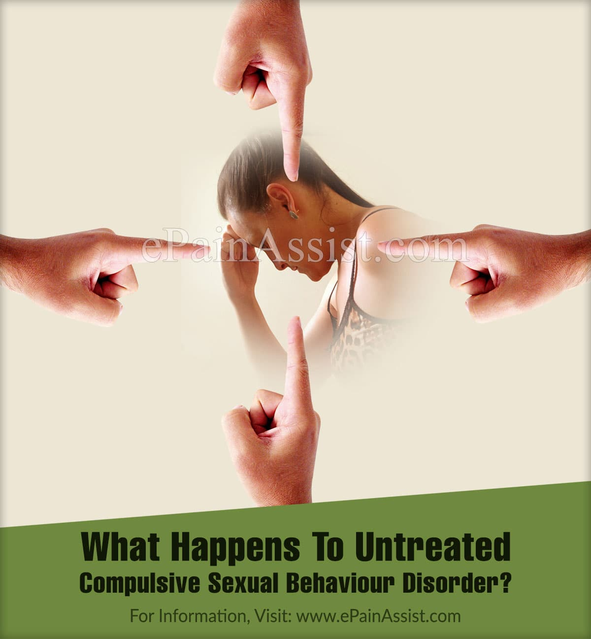 What Happens To Untreated Compulsive Sexual Behaviour Disorder?