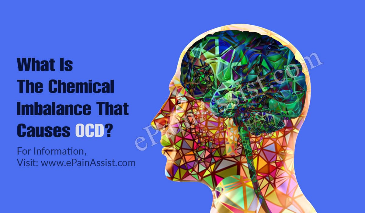 What Is The Chemical Imbalance That Causes OCD?