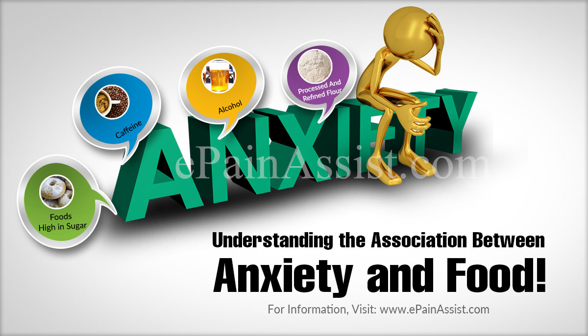 Understanding the Association Between Anxiety and Food!