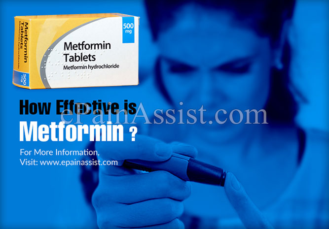 How Effective is Metformin?