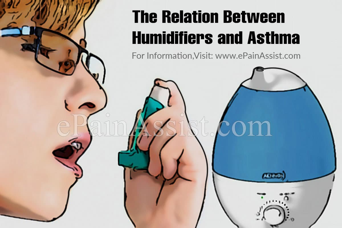 The Relation Between Humidifiers and Asthma