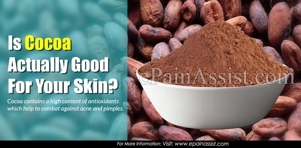 Is Cocoa Actually Good For Your Skin?