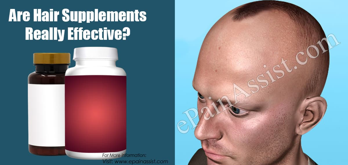 Are Hair Supplements Really Effective?