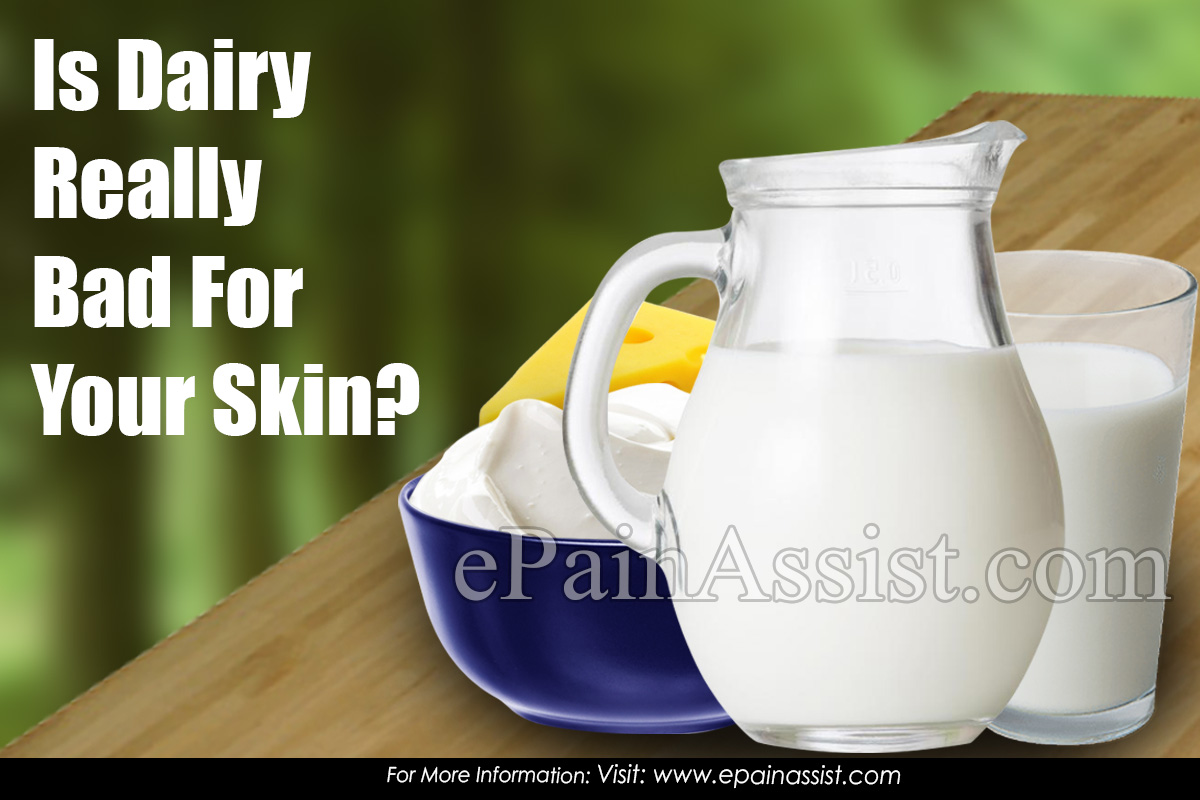 Is Dairy Really Bad For Your Skin?