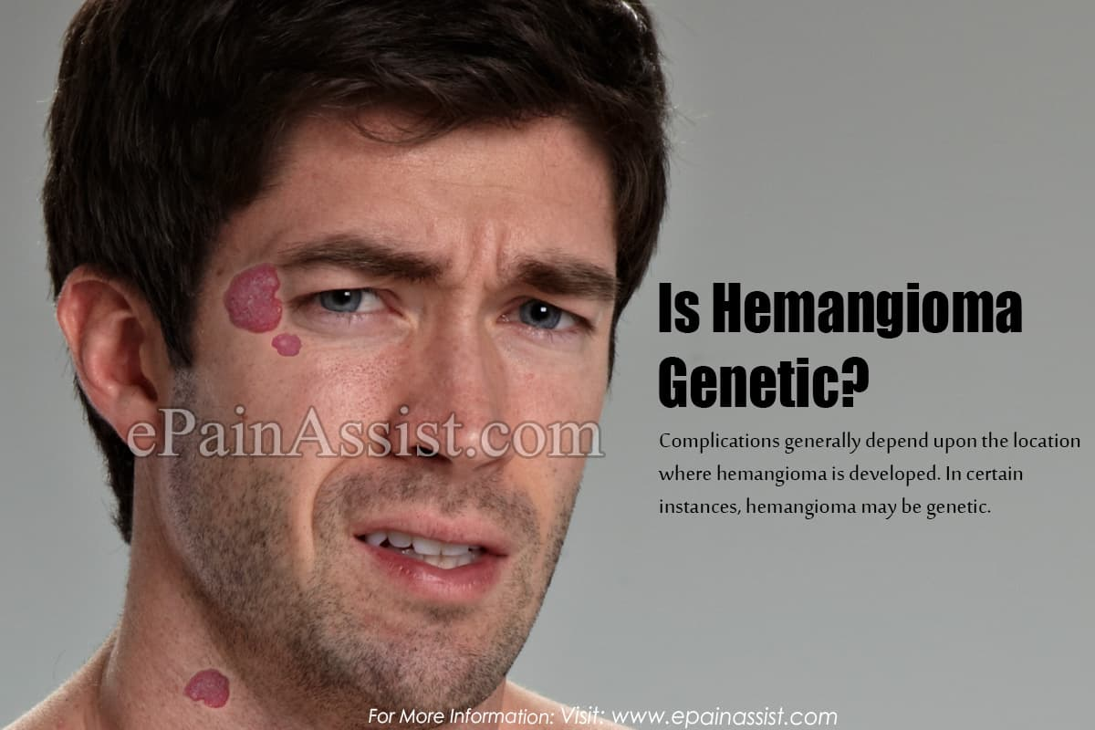 Is Hemangioma Genetic?