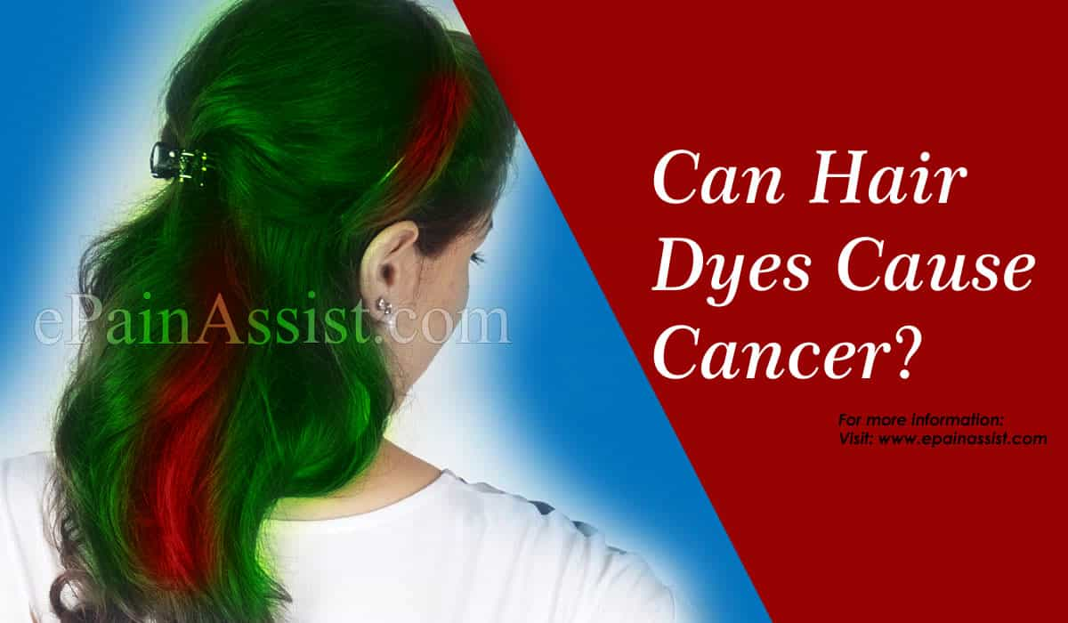 Can Hair Dyes Cause Cancer?