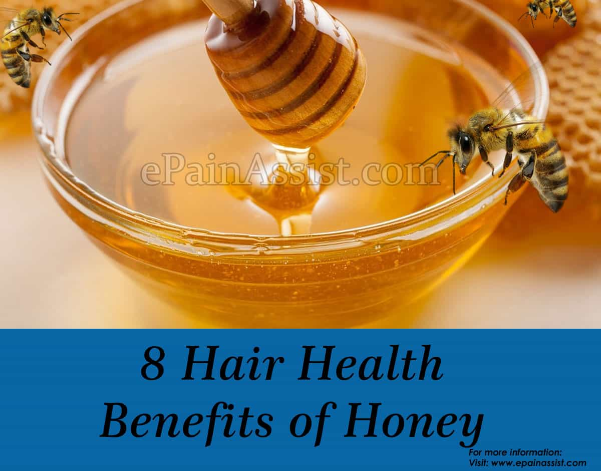 8 Hair Health Benefits of Honey