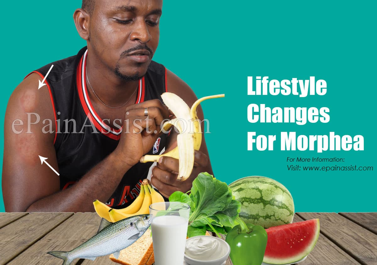 Lifestyle Changes For Morphea
