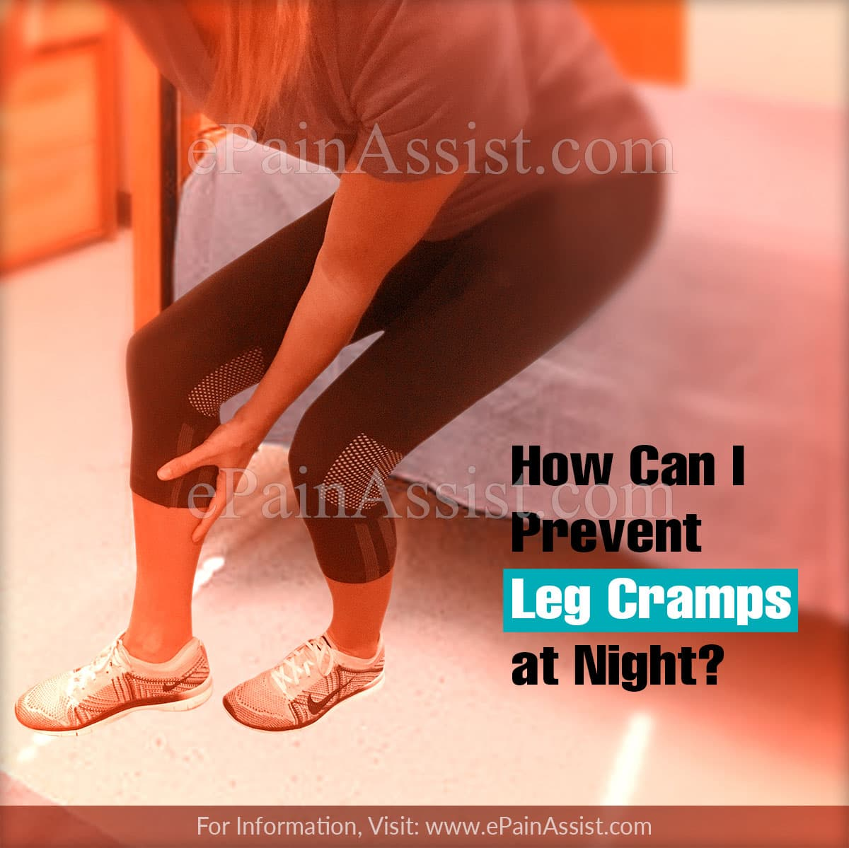 How Can I Prevent Leg Cramps at Night?