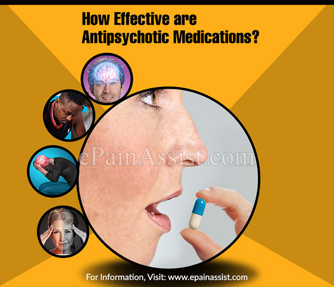 How Effective are Antipsychotic Medications?