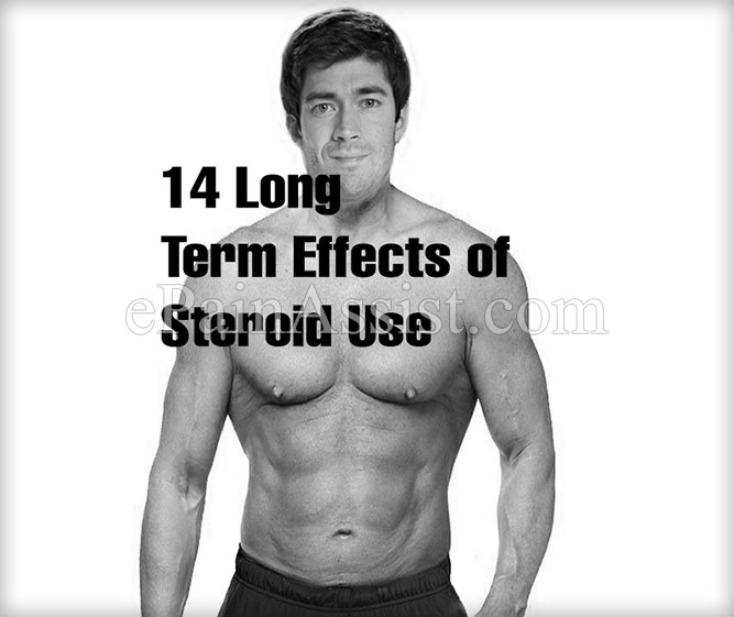 14 Long Term Effects of Steroid Use