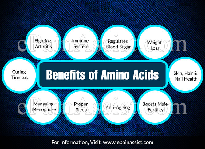 What are the Health Benefits of Amino Acids?