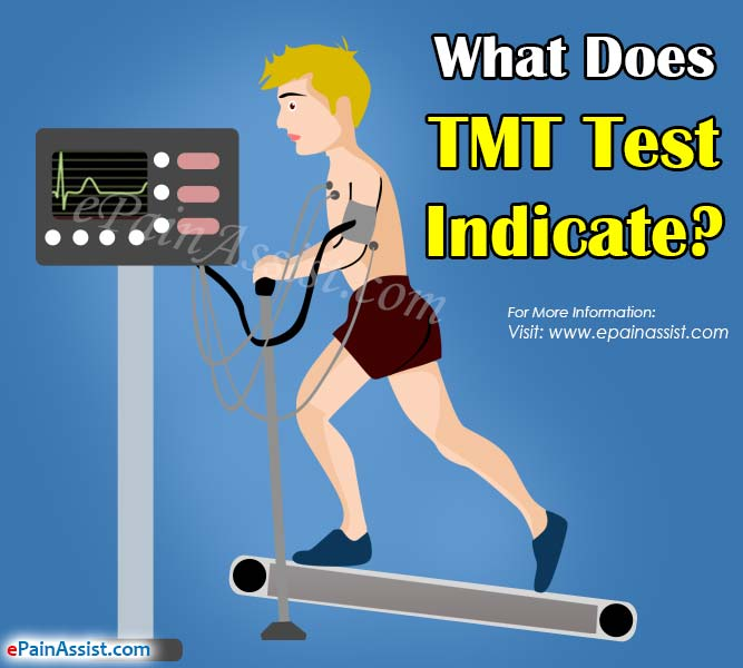 Stress Test Blood Pressure Readings: What Does TMT Test Indicate?
