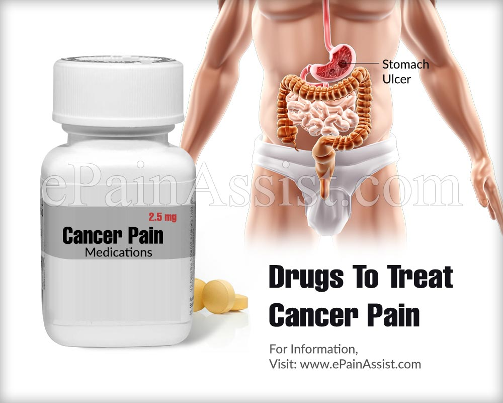 Drugs To Treat Cancer Pain
