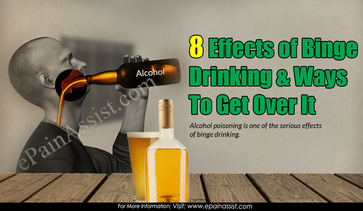 8 Effects of Binge Drinking & Ways To Get Over It
